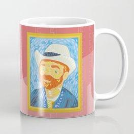 Selfie Van Gogh Coffee Mug