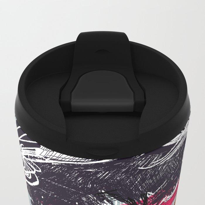 lookup Metal Travel Mug