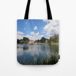 Sylvan Lake in the Black Hills Tote Bag