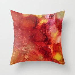 Rose Petals 2016 Throw Pillow