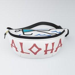 Swim Aloha - Petroglyph Fanny Pack