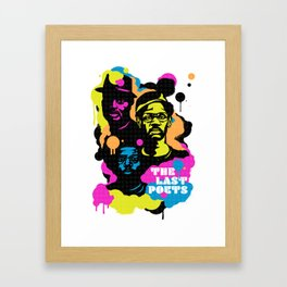 Soul Activism :: The Last Poets Framed Art Print