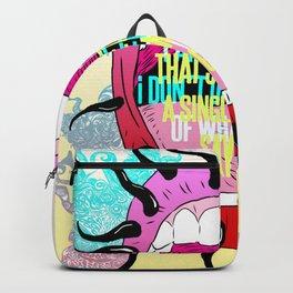 Oscar Wilde Backpack