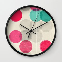Petri Wall Clock