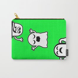Peek-A-Boos Carry-All Pouch