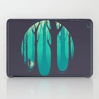 lonely iPad Cases featuring Lonely Dream by Robson Borges