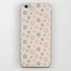 updated spirograph iPhone & iPod Skin