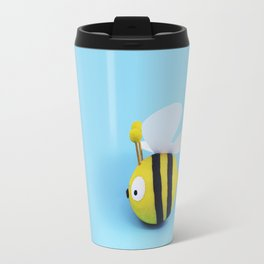 Bee - Lemon Travel Mug