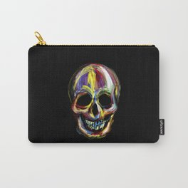 Smile Skull Carry-All Pouch