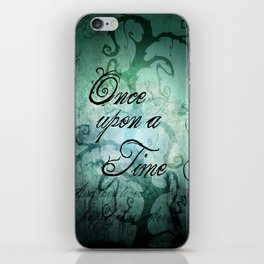 Once Upon A Time ~ Fairytale Forest  iPhone Skin