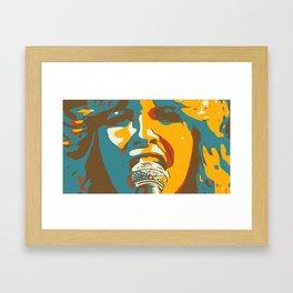 Stevie Nicks, Too! Framed Art Print