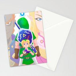 Ocarina of Time Stationery Cards