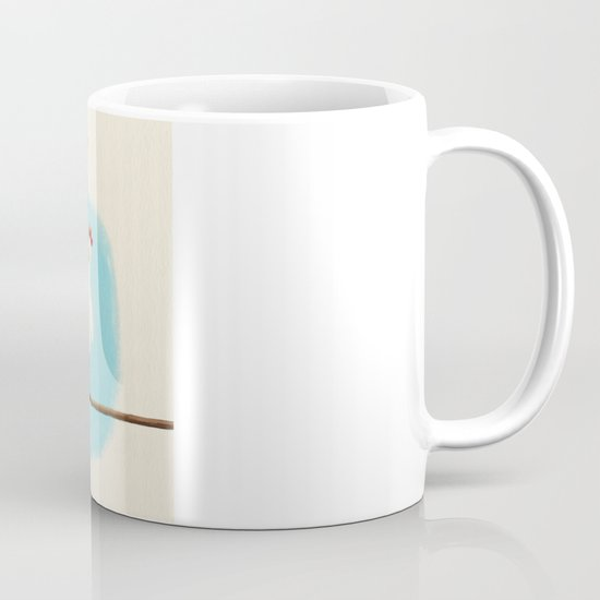 You're different. I like it. Mug