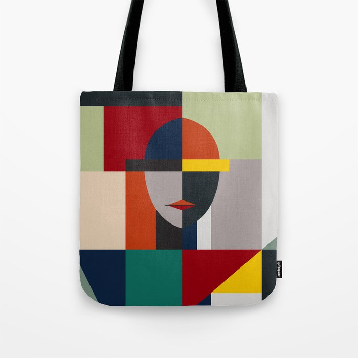 NAMELESS WOMAN Tote Bag