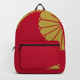 Imperial Standard of the Emperor of Japan Backpack