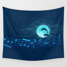 Ocean Symphony Wall Tapestry