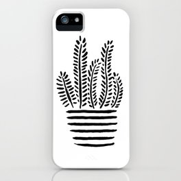 Just A Few Lines iPhone Case