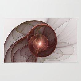Abstract Digital Art, Fantasy Figure Rug