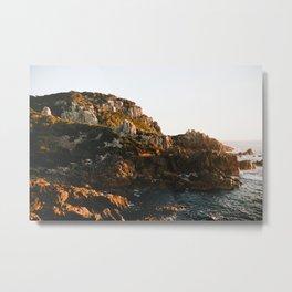 Mimosa Rocks Sunrise Metal Print
