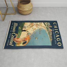 Vintage poster - Chicago Rug