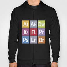 Adobe Icons Hoody