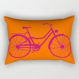 Bicycle Rectangular Pillow