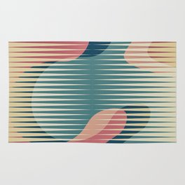 Papercuts 9 Rug