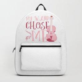 Violin Choose Me Backpack