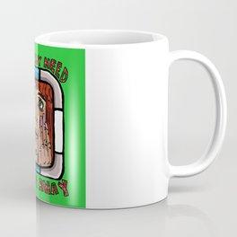 Rose Needs a Vacation! Coffee Mug