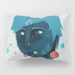 Mind/Space Pillow Sham