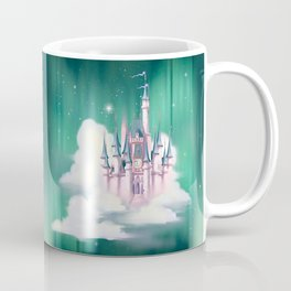Star Castle In The Clouds Coffee Mug