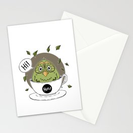 A Cup of Cuteness Stationery Cards
