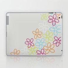 My dancing flowers Laptop & iPad Skin