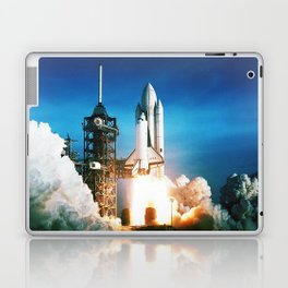 Space Shuttle Launch Laptop & iPad Skin