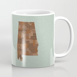 Alabama Coffee Mug