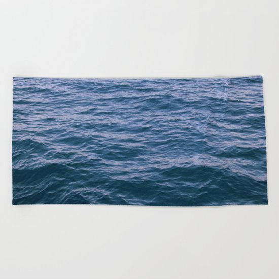 Sea - Water - Ocean Beach Towel