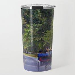 Slow Traffic Travel Mug