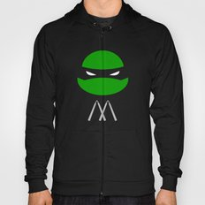 TMNT Mikey poster Hoody
