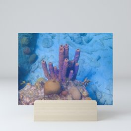 Tropical Coral Reef Mini Art Print