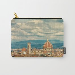 Duomo in Florence Skyline Carry-All Pouch