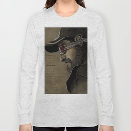 At Peace - Kenny - The Walking Dead Long Sleeve T-shirt