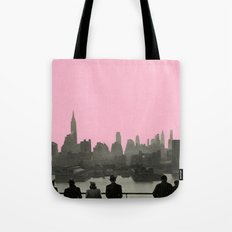 New York Nights Tote Bag