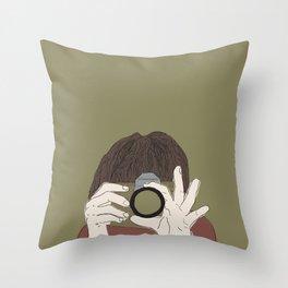 Make It F-Stop (2)  Throw Pillow