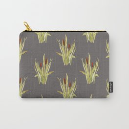 fall cattails Carry-All Pouch