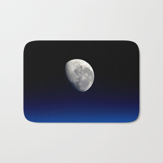The Moon Bath Mat