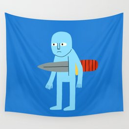 Knife Wall Tapestry
