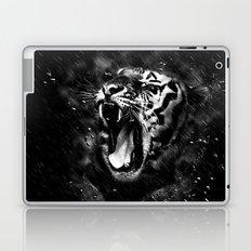 Tiger Head Wildlife Laptop & iPad Skin