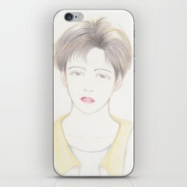 boyish iPhone Skin