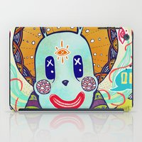 bugs iPad Cases featuring Bugs Budha by Andon Georgiev