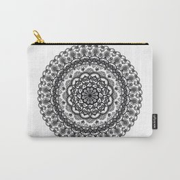 Intricate Mandala Carry-All Pouch